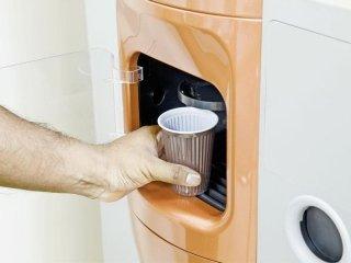 Distributore bevande calde