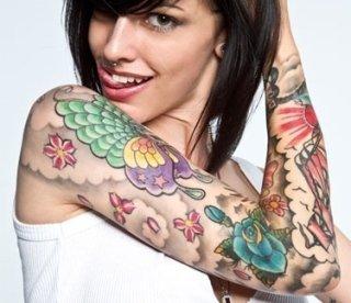 Creazione tattoo personalizzati