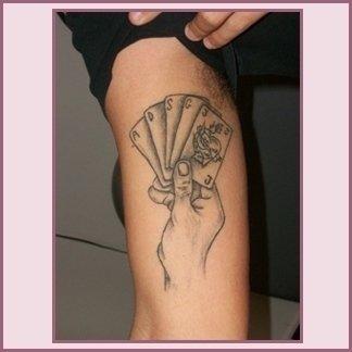 Cure post tatoo