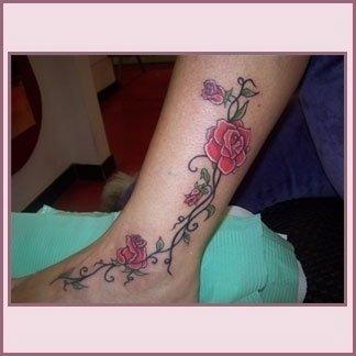 Tattoo decorativo