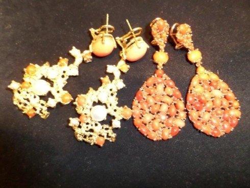 I gioielli corallo