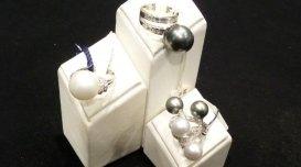 perle vendita, vendita perle, anelli con perla