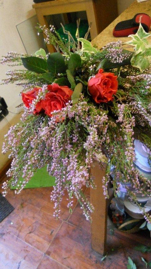 realizzazione composizione floreale vendita composizione floreale, fornitura composizione floreale