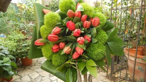 vendita composizione di fiori, composizione di fiori vendita, commercio composizione di fiori
