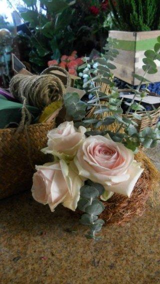 realizzazione allestimento floreale, preparazione allestimento floreale, fiorista