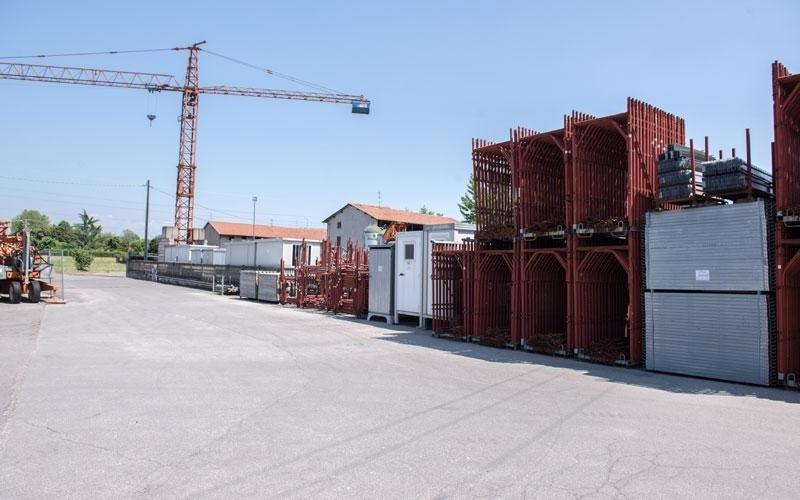 attrezzature per edilizia