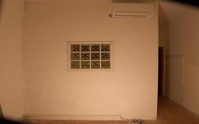 parete vetro