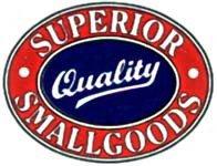 Superior small goods logo