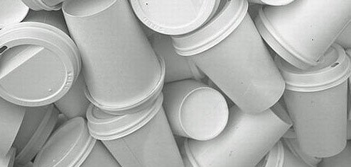 Range of packaging and cleaning goods