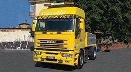 soccorso stradale per mezzi pesanti