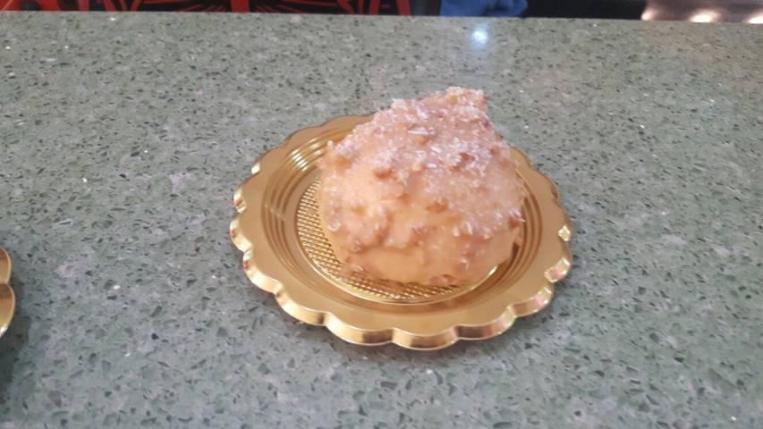 torta con cocco