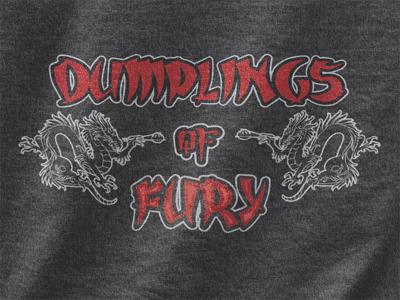Dumplings of Fury