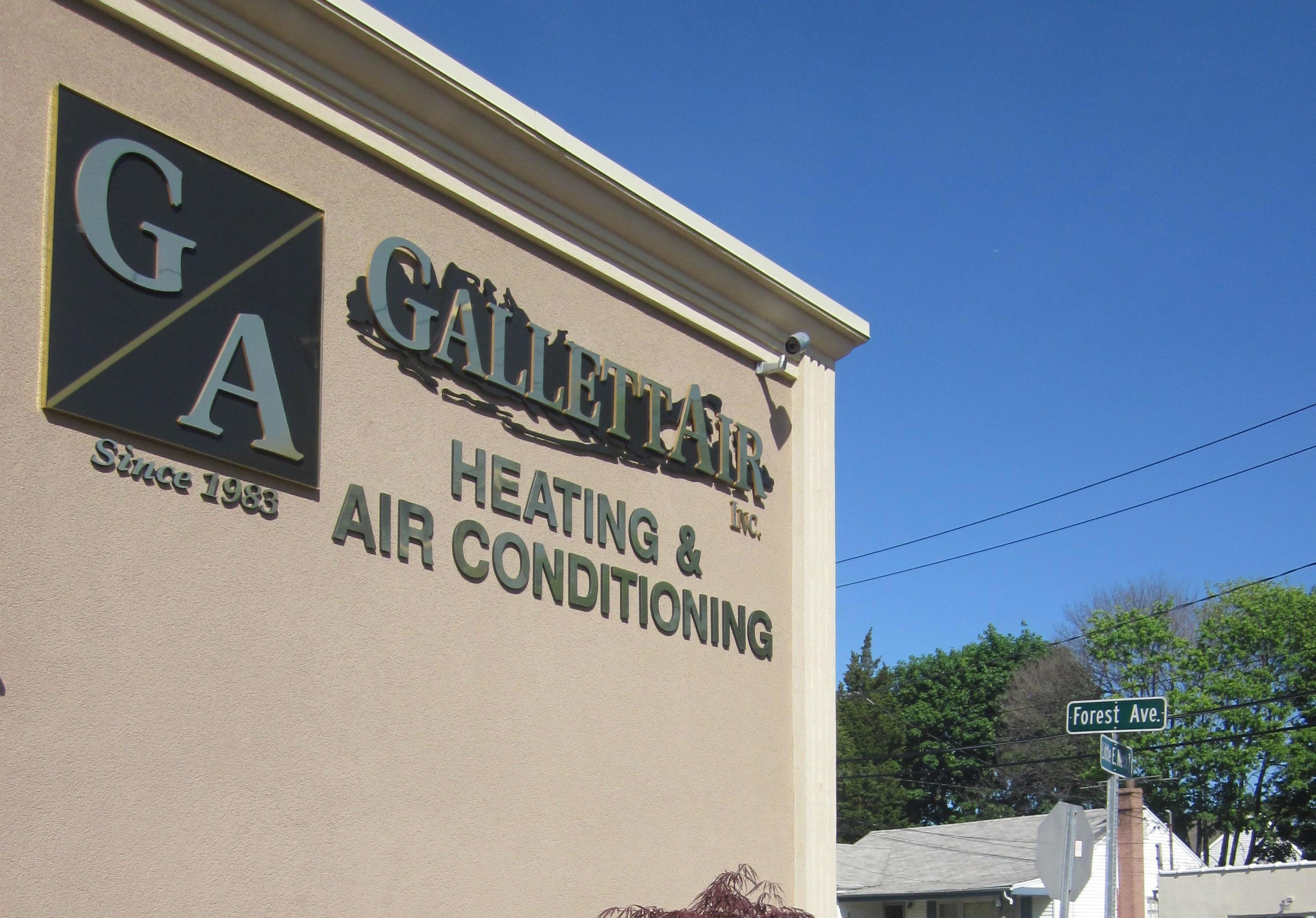 HVAC service done with the customer's comfort in mind