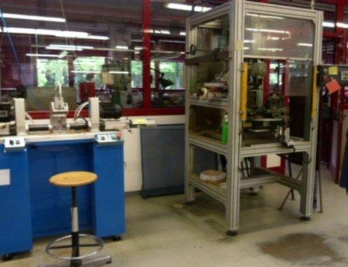 laboratorio lavorazione metallo