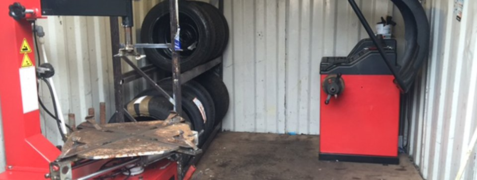 spare tyres