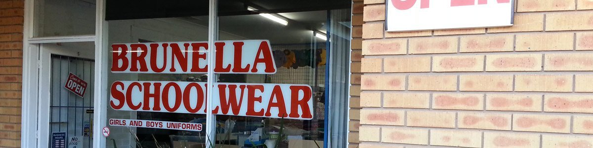 brunella school wear wodonga outlet