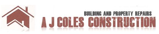 A J Coles Construction logo