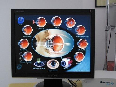 Ocu touch ( informazioni per i pazienti)
