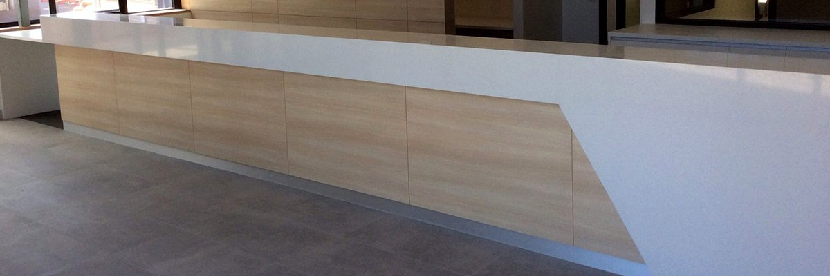 gap joinery office fitouts