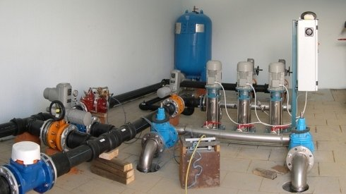pompa impianto interno