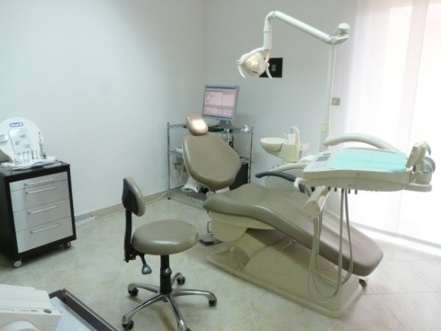 Sala interventi dentali