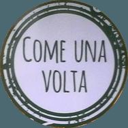 COME UNA VOLTA - ALIMENTARI BIO - LOGO