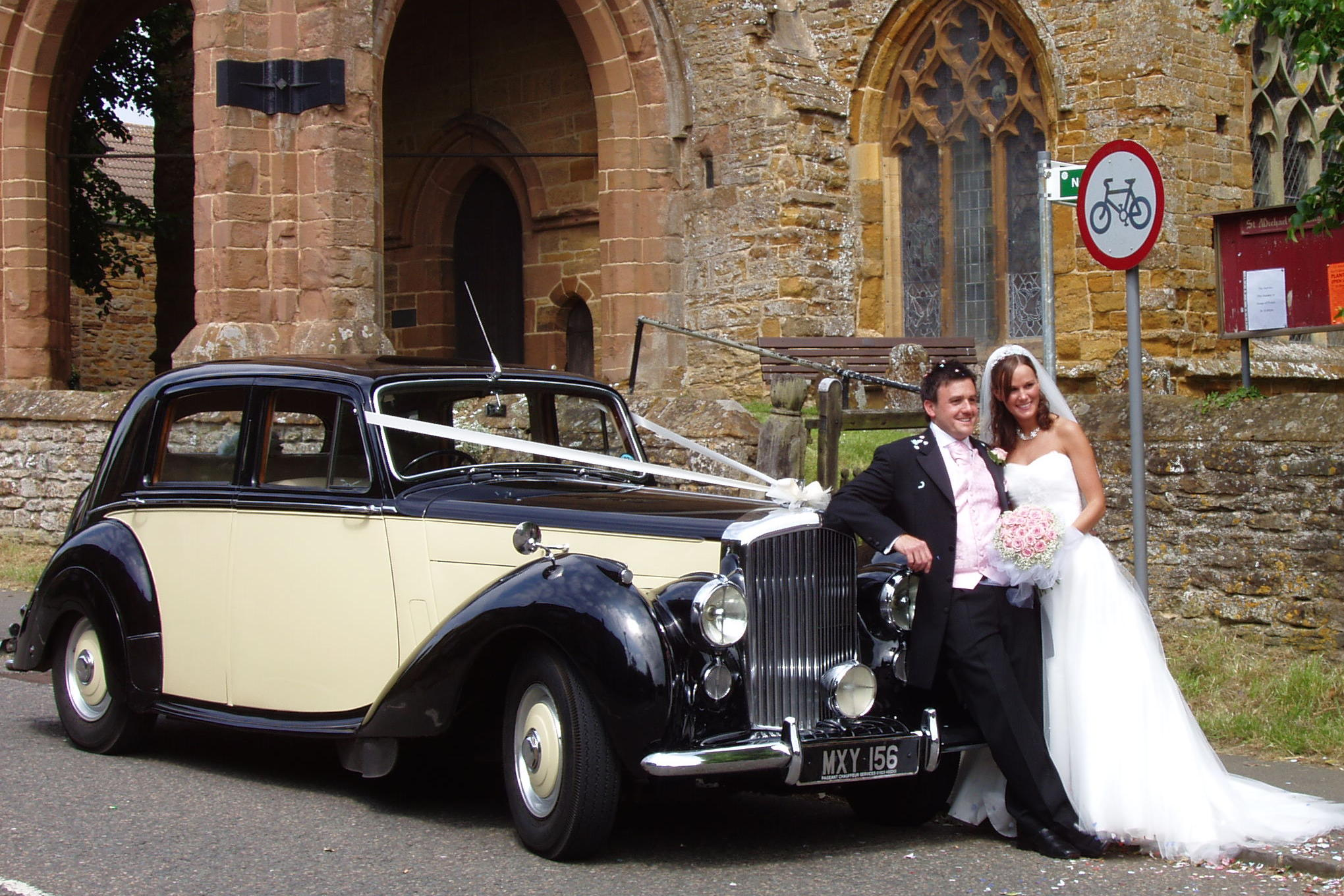 Your Local Wedding Car Hire Company In Daventry