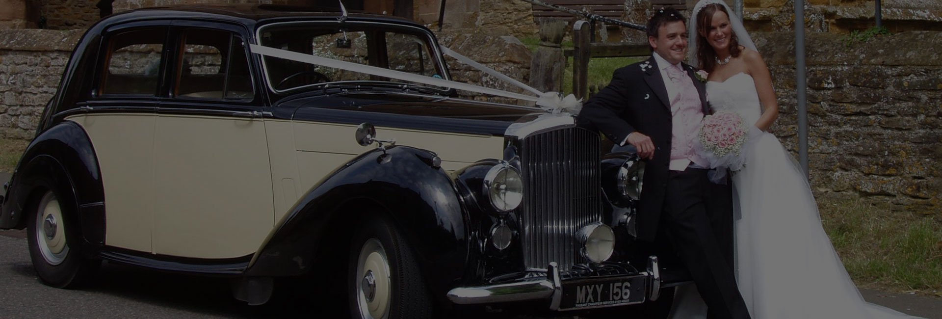 Are you looking for wedding car hire in Northamptonshire?