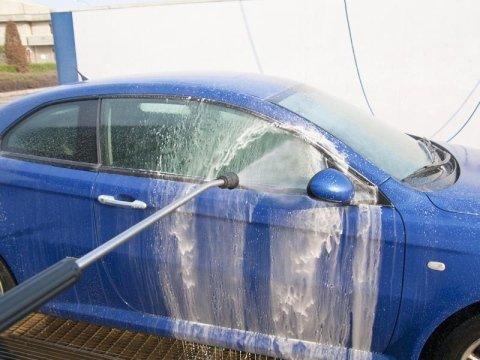 lavaggio macchina