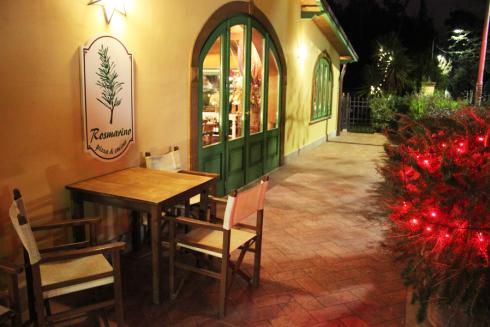 locale veranda, ristorante tavoli aperto, pizzeria veranda