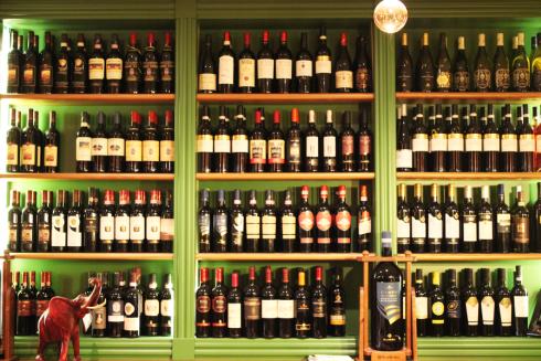 carta vini friulani, ristorante champagne, vini friulani