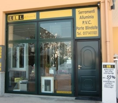 serramenti in alluminio, serramenti in pvc, porte blindate, finestre, persiane portoncino
