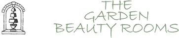 The garden beauty rooms logo