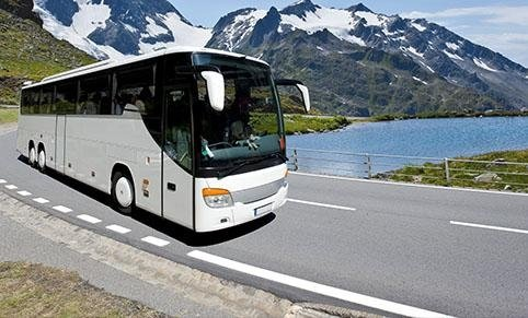 Noleggio bus per gite fuori porta