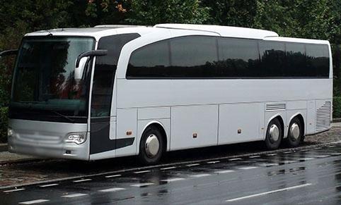 Noleggio bus per squadre sportive