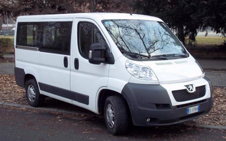 Minibus Torino