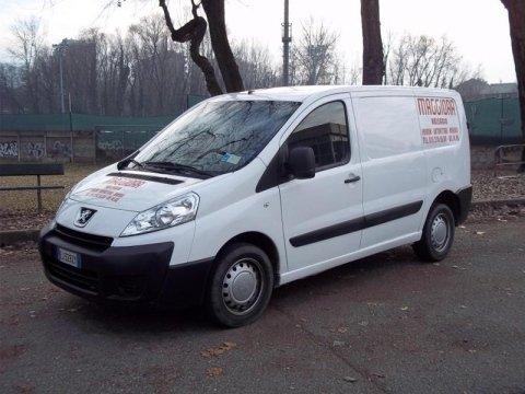Noleggio minivan