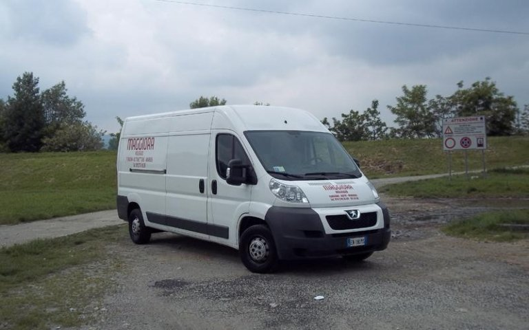Noleggio furgoni Torino