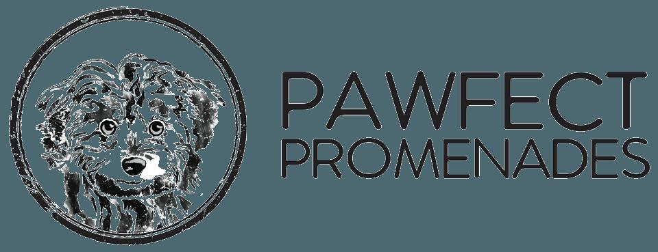 Pawfect Promenades logo