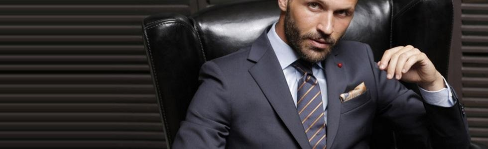 abbigliamento elegante da uomo