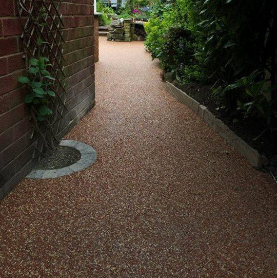 pathway installations