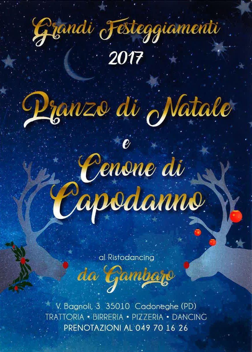 Inaugurazione Ristorante Da Gambaro il 4 ottobre a Cadoneghe (PD)