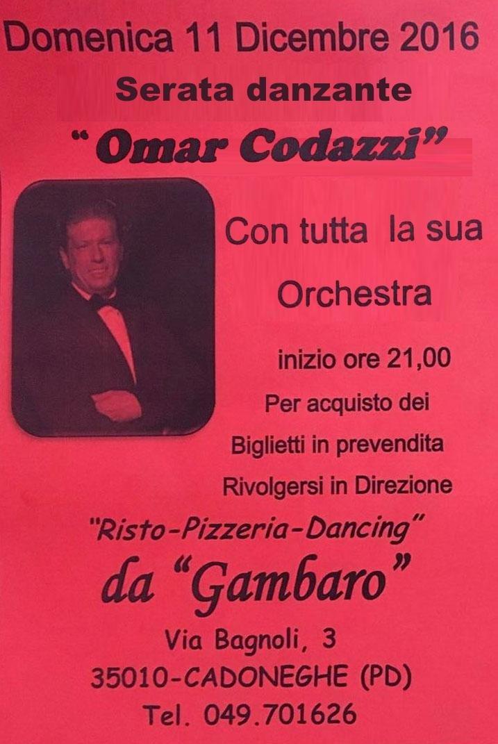 omar codazzi