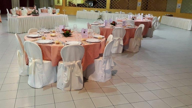 Restaurant for weddings and anniversaries