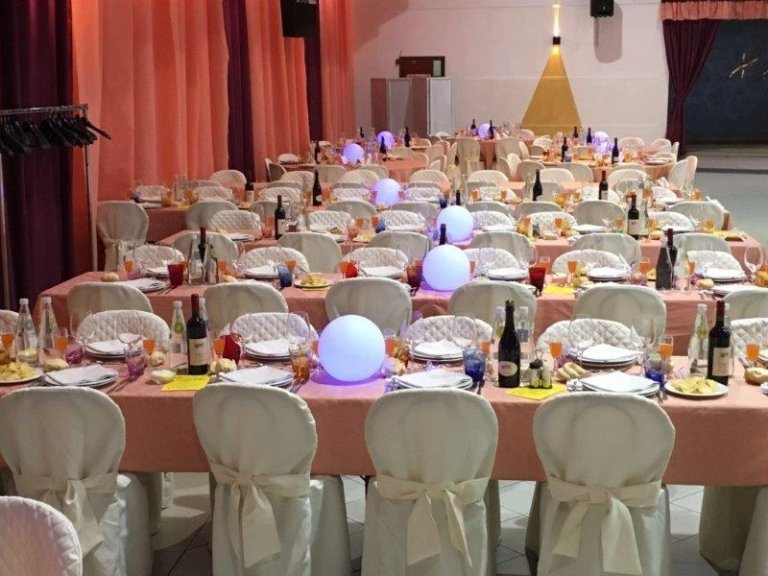 Banquets for important events