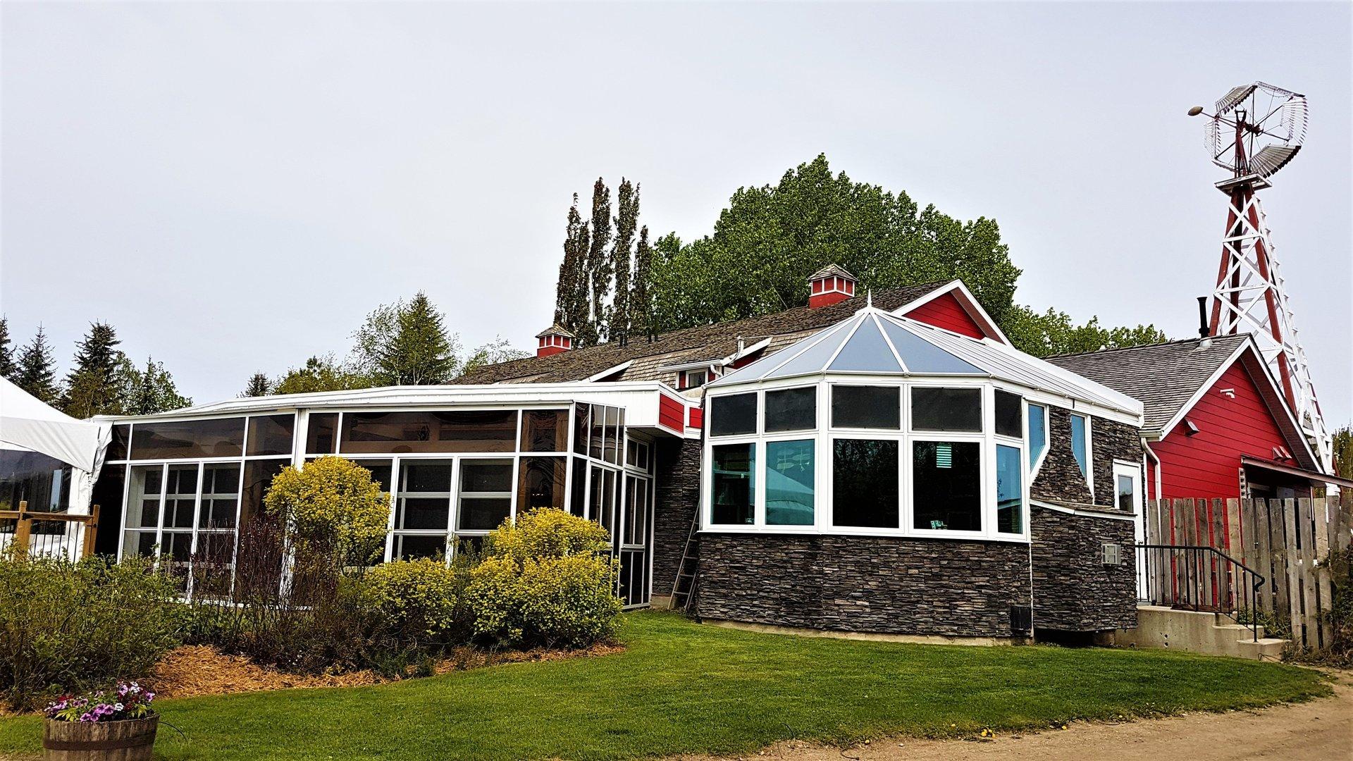 The Berry Barn exterior photo