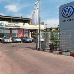 Officina meccanica Volkswagen