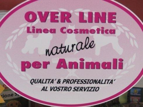 over line linea cosmetica