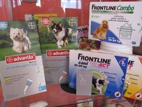 trattamenti antizecche