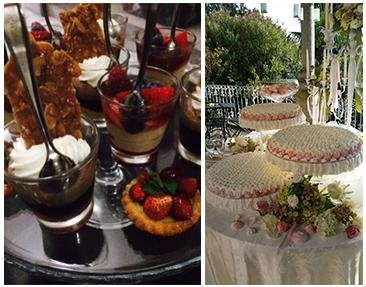 finger dessert, torte da cerimonia